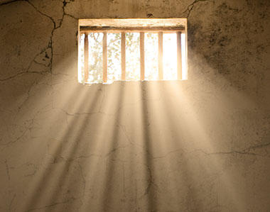 Joy In A Prison Cell<